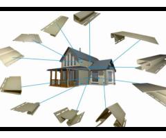 Siding Systems Външни облицовки | Сайдинг | Цени сайдинг
