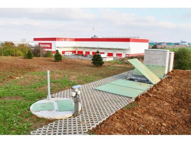 Пречиствателни станции Envi pur  (BioCleaner®) за хотели и вилни селища