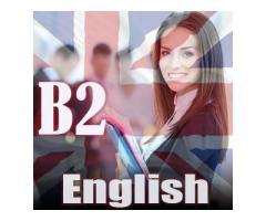 Онлайн курс по английски език B2