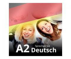 Онлайн курс по немски език ниво А2