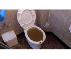 Oтпушване на канали - мивки, тоалетни, сифони 24/7
