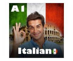 Онлайн Курс по Италиански език ниво А1