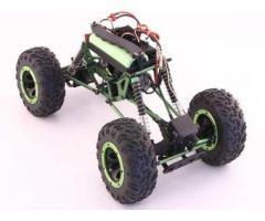 Радиоуправляем модел с бензин количка