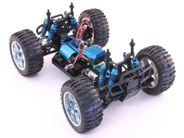 бързи колички с батерии и дистанционно