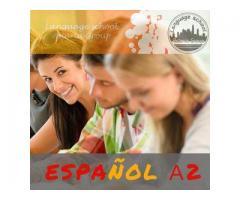 Онлайн Испански език А2
