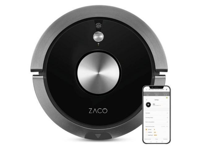 iLife A9s / ZACO A9s Прахосмукачка робот