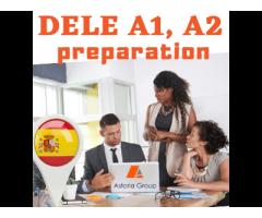 Онлайн курс Подготовка за сертификатен изпит DELE – A1/A2