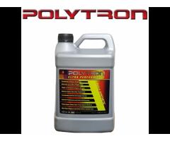 POLYTRON SAE 10W40 - Синтетично моторно масло - интервал на смяна 50 000км.