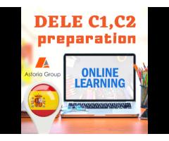 Онлайн Подготовка за сертификатен изпит DELE – C1/C2